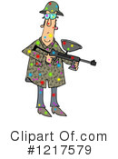 Paintball Clipart #1217579