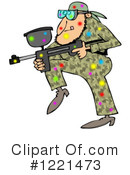 Paintball Clipart #1221473