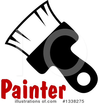 Painting Clipart #1338275 by Vector Tradition SM