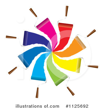 Paint Clipart #1125692 by michaeltravers