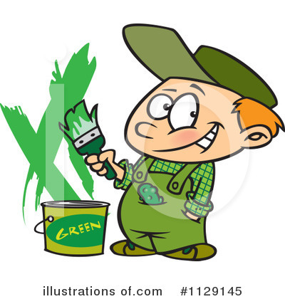 Boy Clipart #1129145 by toonaday