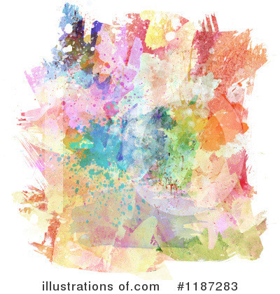 Paint Clipart #1187283 by KJ Pargeter