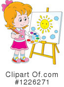 Painting Clipart #1226271 by Alex Bannykh