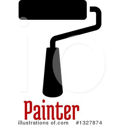 Paint Clipart #1327874 by Vector Tradition SM