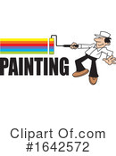 Painting Clipart #1642572 by Johnny Sajem