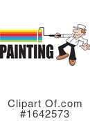 Painting Clipart #1642573 by Johnny Sajem