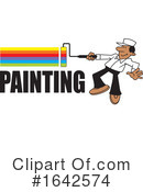 Painting Clipart #1642574 by Johnny Sajem