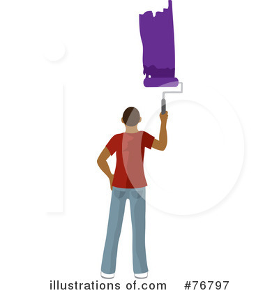 Painting Clipart #76797 by Rosie Piter