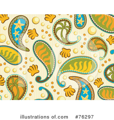 Seashell Clipart #76297 by BNP Design Studio
