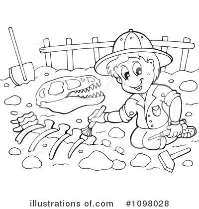 paleontologists clipart - photo #38