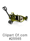 Pallet Truck Clipart #25565 by KJ Pargeter