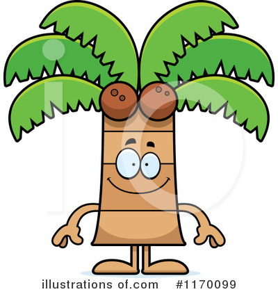 Coconut Clipart #1170099 by Cory Thoman
