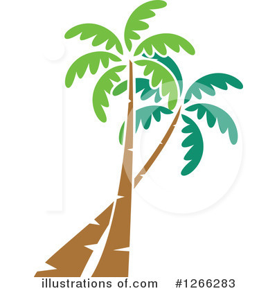 Trees Clipart #1266283 by BNP Design Studio