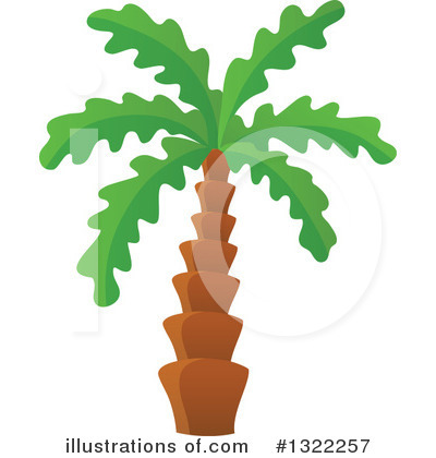 Tree Clipart #1322257 by visekart