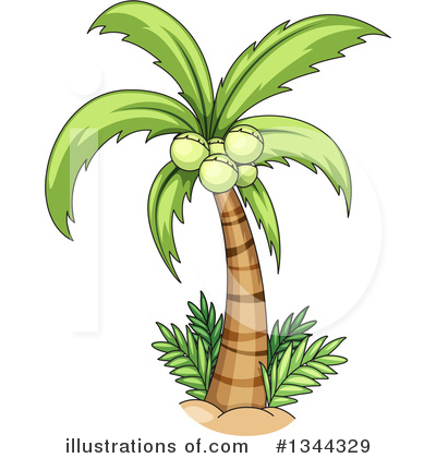 Tree Clipart #1344329 by Graphics RF
