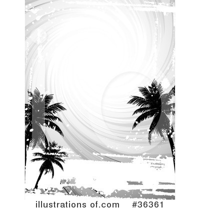 tree clip art. Palm Tree Clipart #36361 by