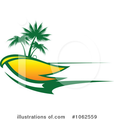 Island Clipart #1062559 by Vector Tradition SM