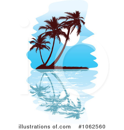 Island Clipart #1062560 by Vector Tradition SM