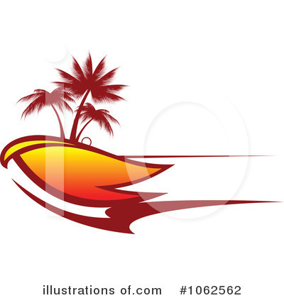 Island Clipart #1062562 by Vector Tradition SM
