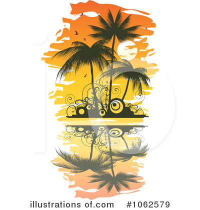 Island Clipart #1062579 by Vector Tradition SM