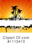 Palm Trees Clipart #1113410