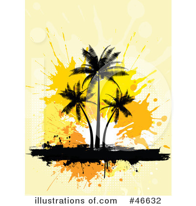 Splatters Clipart #46632 by KJ Pargeter