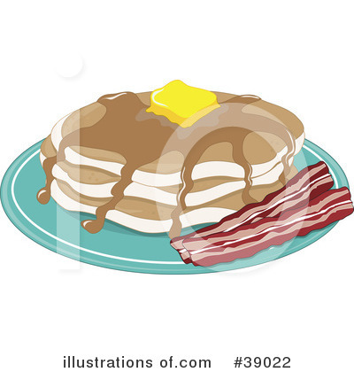 Dining Clipart #39022 by Maria Bell
