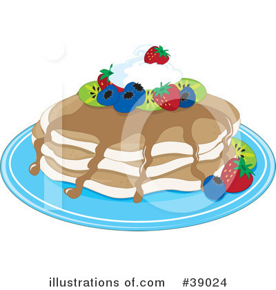 Dining Clipart #39024 by Maria Bell