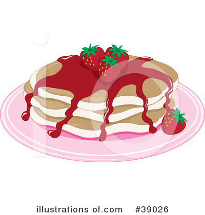 Dining Clipart #39026 by Maria Bell