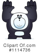 Royalty-Free (RF) Panda Clipart Illustration #1114736