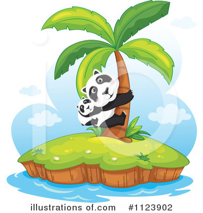 Panda Clipart #1123902 by Graphics RF