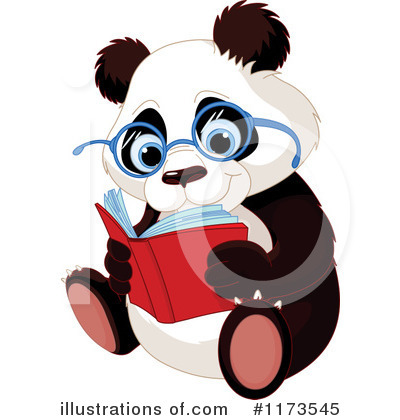 Reading Clipart #1173545 by Pushkin