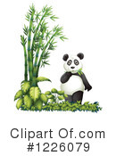 Panda Clipart #1226079 by Graphics RF