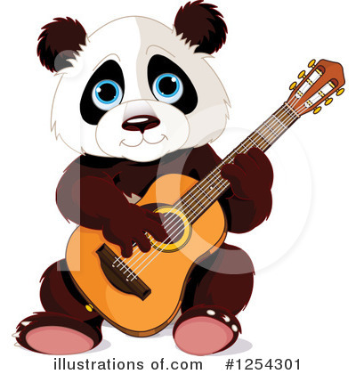 Guitarist Clipart #1254301 by Pushkin
