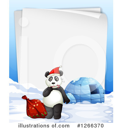 Igloo Clipart #1266370 by Graphics RF