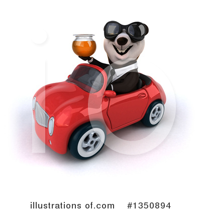 Business Panda Clipart #1350894 by Julos