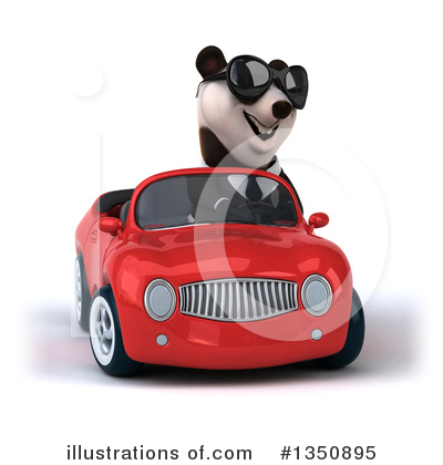 Business Panda Clipart #1350895 by Julos