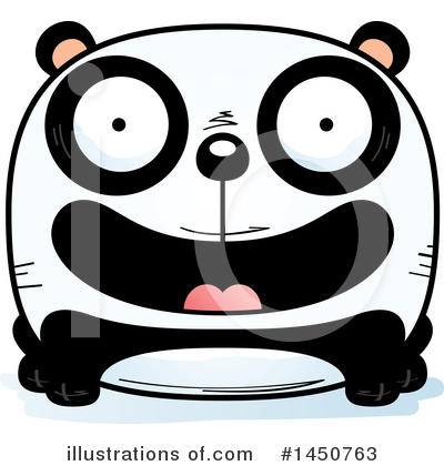 Panda Clipart #1450763 by Cory Thoman