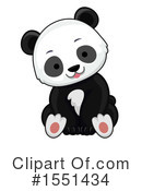 Panda Clipart #1551434 by BNP Design Studio
