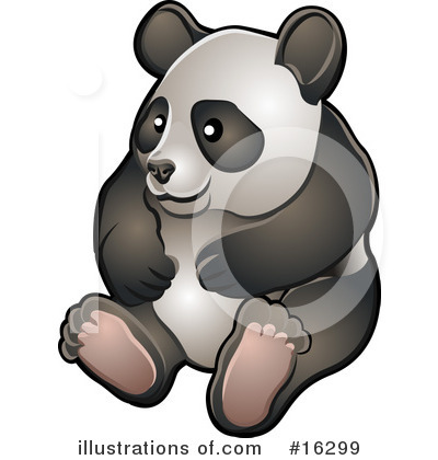 Bear Clipart #16299 by AtStockIllustration
