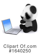 Panda Clipart #1640250 by Steve Young
