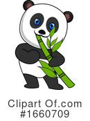 Panda Clipart #1660709 by Morphart Creations