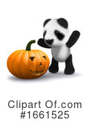 Panda Clipart #1661525 by Steve Young