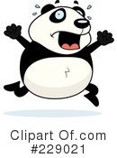 Panda Clipart #229021 by Cory Thoman