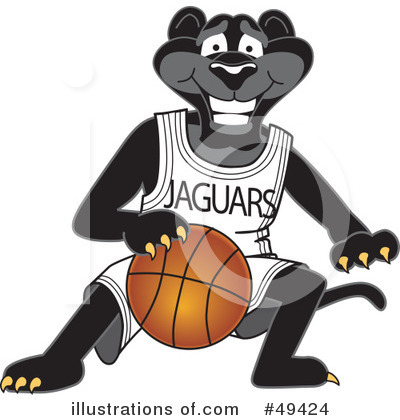Basketball Clipart #49424 by Toons4Biz