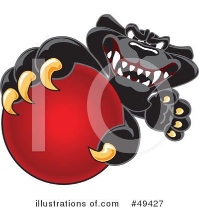 Dodgeball Clipart #49427 by Toons4Biz