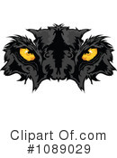 Royalty-Free (RF) panther Clipart Illustration #1089029