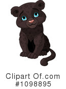 Panther Clipart #1098895 by Pushkin