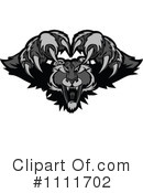 Panther Clipart #1111702 by Chromaco