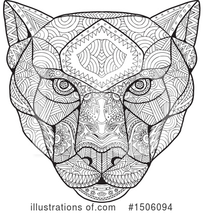 Panther Clipart #1506094 by patrimonio